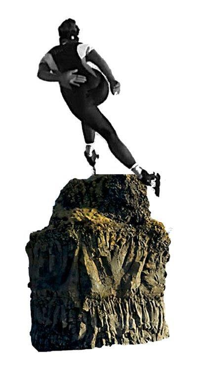Standbeeld Ireen Wüst
