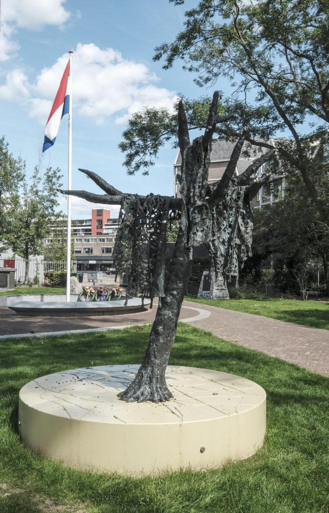 Holocaustmonument (Foto: Joep Vogels)